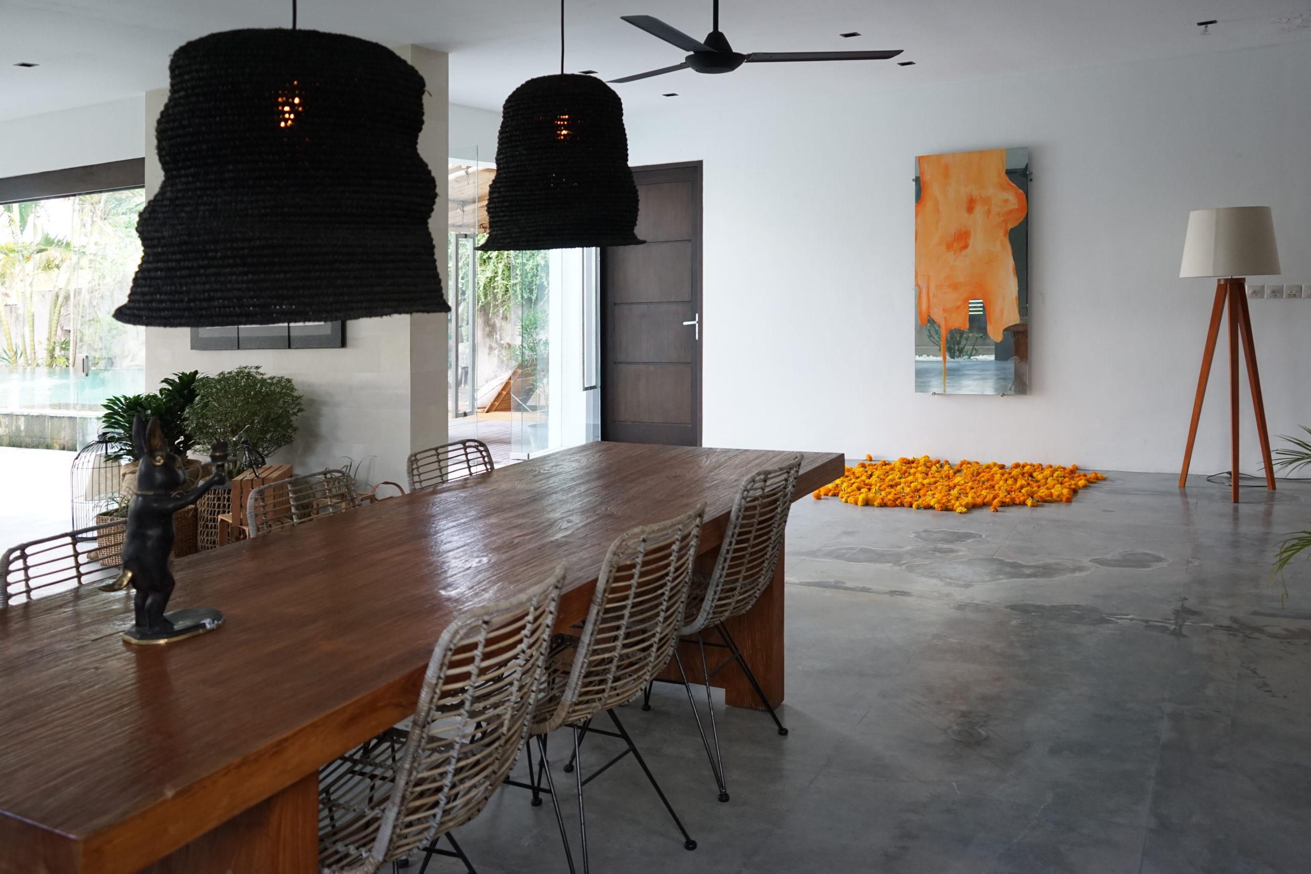 Дизайн виллы на Бали